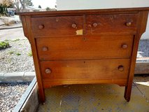 Dresser from the early 1900's in Alamogordo, New Mexico