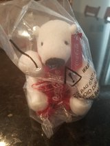 Coke Beanie Bear NEW in Sandwich, Illinois
