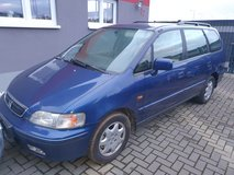 HONDA Shuttle AUTOMATIC NEW INSPECTION 7 sids 2000 in Ramstein, Germany