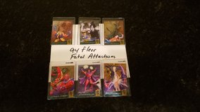 1994 Fleer Fatal Attraction Group 10 in Sandwich, Illinois