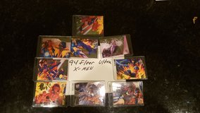 1994 Fleer Ultra X-Men Limited Edition Subset Group 2 in Sandwich, Illinois