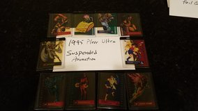 1995 Fleer Ultra Suspended Animation Group 4 in Sandwich, Illinois