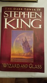 Stephen King Wizard and Glass Softcover in Sandwich, Illinois