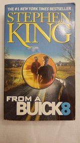 Stephen King From a Buick 8 Softcover in Sandwich, Illinois