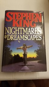 Stephen King Nightmares and Dreamscapes Hardcover in Sandwich, Illinois