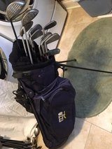 Full set Ben Hogan golf clubs in Naperville, Illinois
