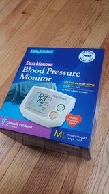 Dual Memory Blood Pressure Monitor in Westmont, Illinois