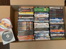 Over 85 DVD movies in Kingwood, Texas