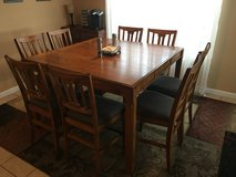 Ashley dining room table with chairs in Fort Leonard Wood, Missouri