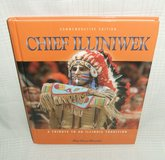 Chief Illiniwek: A Tribute to an Illinois Tradition Hardcover ISBN 10: 159670280X  ISBN 13: 9781... in Westmont, Illinois