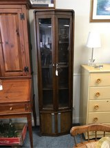 Dark tone Curio Cabinet in St. Charles, Illinois
