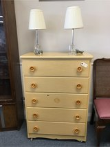 Light Wood Chest of Drawers in Naperville, Illinois
