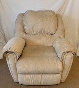Recliner, Swivel, Custom Lane fabric in Bolingbrook, Illinois