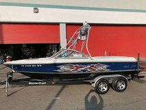 2004 MasterCraft X2 in Travis AFB, California