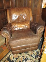 Leather Recliner in Naperville, Illinois