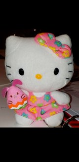 Ty Beanie Baby Hello Kitty Easter Themed, Holding Bunny in Elizabethtown, Kentucky
