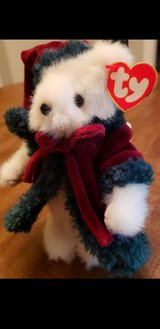 Ty Attic Treasures Collection Klause the Holiday Christmas Bear in Elizabethtown, Kentucky