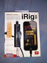 iRig digital guitar interface system in Clarksville, Tennessee