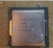 Intel Core i5 6400 2.7Ghz Quad Core processor in Leesville, Louisiana