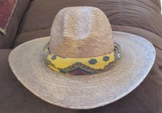 Woven Palm 10X Western Style Hat in Alamogordo, New Mexico