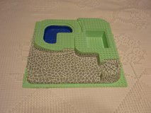 VINTAGE LEGO BASEPLATE with swimming pool in Chicago, Illinois