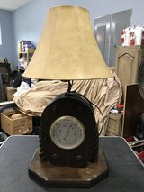 Block and Tackle lamp in Conroe, Texas