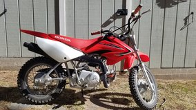 Honda CRF70 in Ruidoso, New Mexico