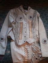 Indian Riding Jacket & Chaps. in Fort Leonard Wood, Missouri