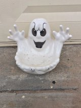 Ghost candy dish in Kingwood, Texas