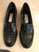 Aignet Black loafers in Conroe, Texas