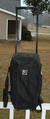KR Strikeforce Eliminator Double ball bag with wheels / 162 in Byron, Georgia