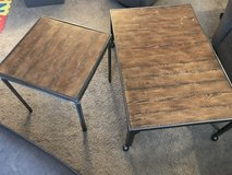 Coffee table with both end tables in Fort Leonard Wood, Missouri