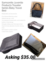 Baby travel bed in Westmont, Illinois