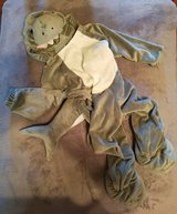 Excellent Condition! Shark Costume, Size 18M-24M in Clarksville, Tennessee