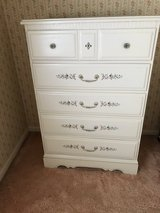 White Bedroom Furniture for Girls in Chicago, Illinois