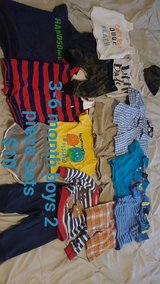 Lot of baby boy clothes in Leesville, Louisiana