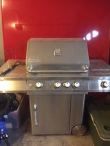 Jenn Aire Gas Grill Stainless Steel in Clarksville, Tennessee