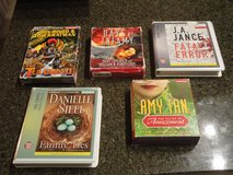 14 books on cd - contains a total of 125 CD's - CD's are in like new condition in Tomball, Texas