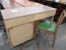 MCM Vintage Kroehler Desk and Chair in Naperville, Illinois