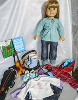 American Doll w/Violin and Clothes in Naperville, Illinois