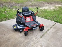 Troy Bilt 50 Inch Cut Zero Turn Mower! in Byron, Georgia