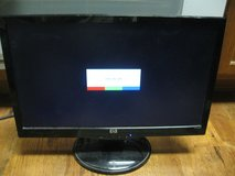 "HP 20"" Widescreen Monitor in Houston, Texas"