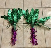 Palm Tree Decorations for a party in Joliet, Illinois