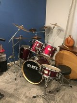 Professional drum set in Orland Park, Illinois