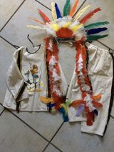 Indian Dress Up Costume size 140 (EU) 8-10 (US) fasching in Stuttgart, GE