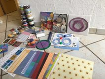 scrapbook/craft lot in Stuttgart, GE