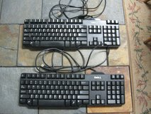 Dell USB Keyboards (2 total) in Houston, Texas