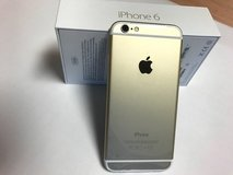 New Iphone 6 Gold & Gray in Beaufort, South Carolina