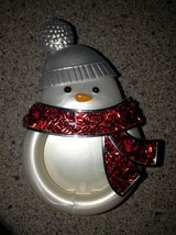 BBW Car Visor Scentpotable Snowman in Joliet, Illinois