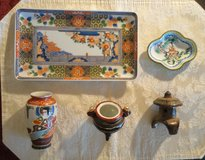 Vintage asian collectibles - see photos and list below in Houston, Texas